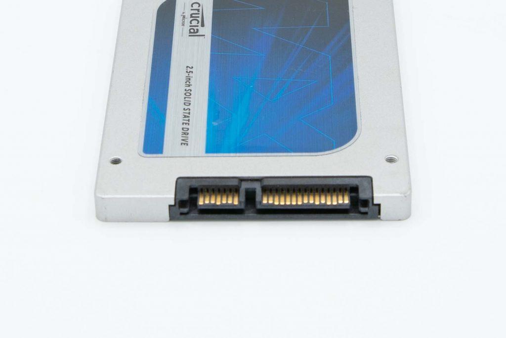 Crucial SSD Repair