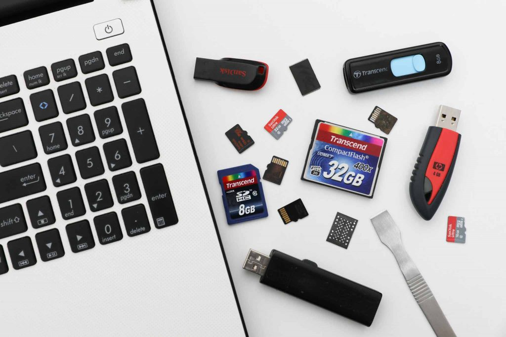 Flash Data Recovery Services