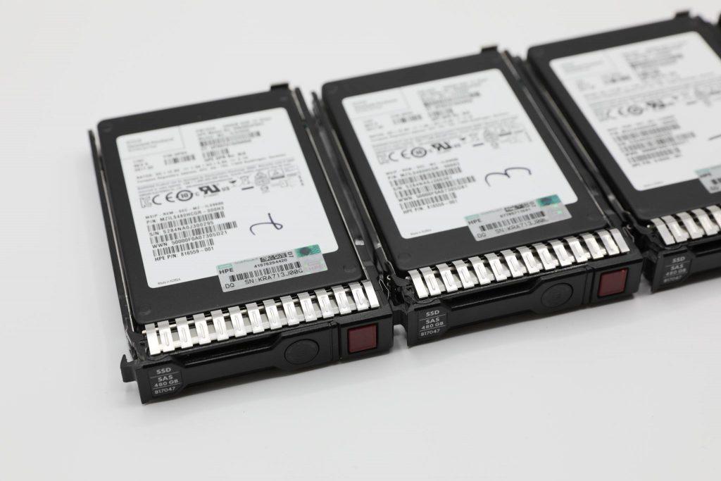 HP RAID 5 Data Recovery