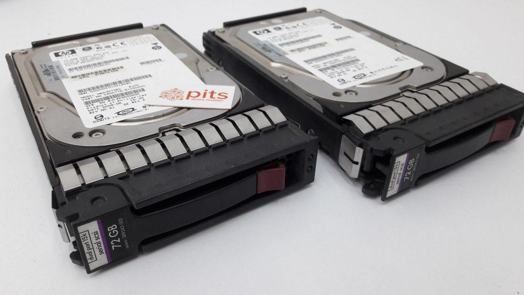 HP Server RAID 0 Data Recovery